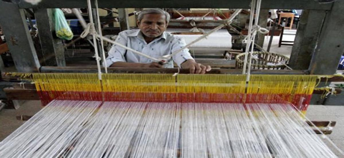 Weavers caught in a web of woes, to stage protest today