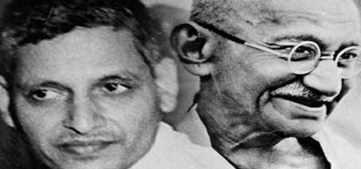 Nathuram Godse's right to write vs public order