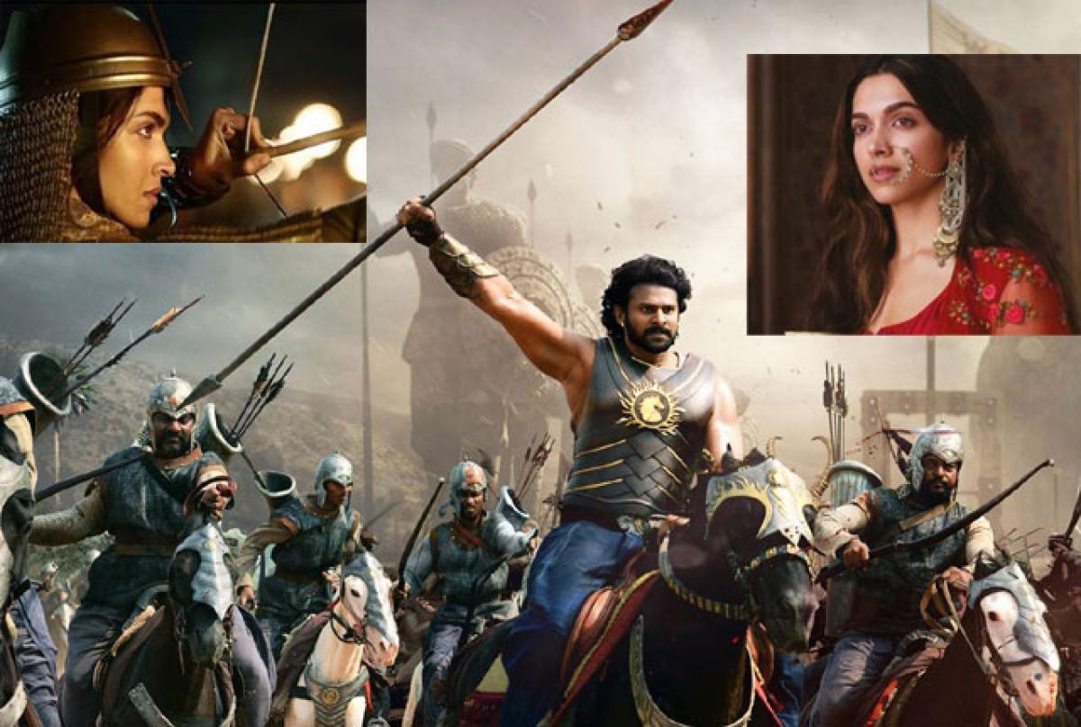 Baahubali will have no Bollywood actress