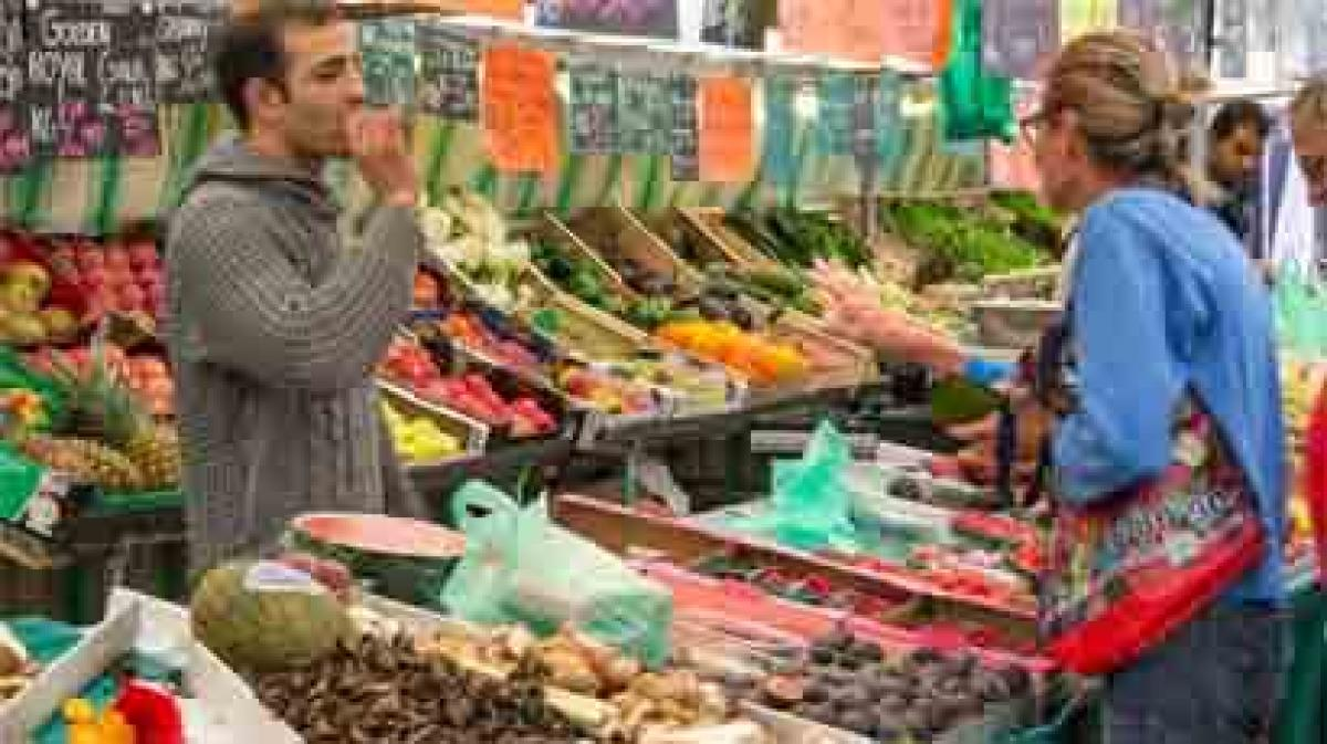 Indias retail inflation hits 17-month high, industrial output falls again