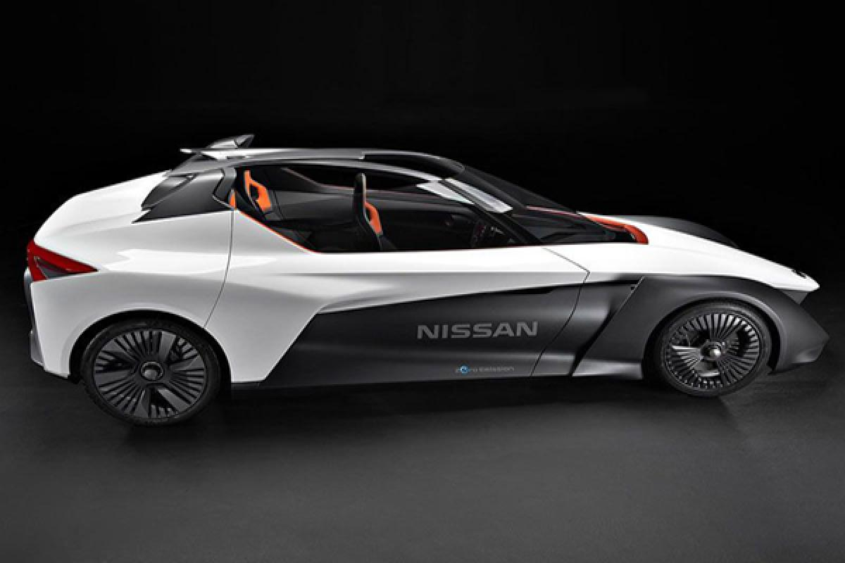Nissan May Introduce An Electric Sports Car By 2020