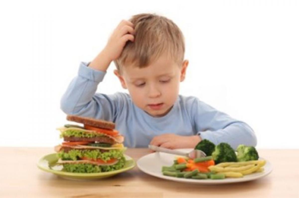 Keep an eye on your kids calorie-intake