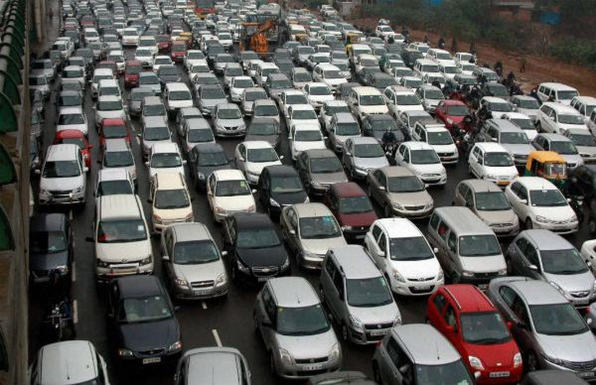 Banned - All Diesel Vehicles Over 10 Years In Delhi