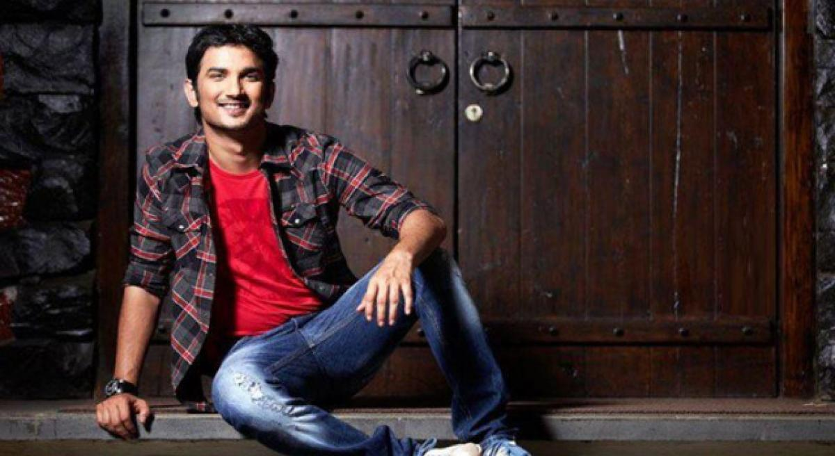 Sushant is a huge fan of Shah Rukh