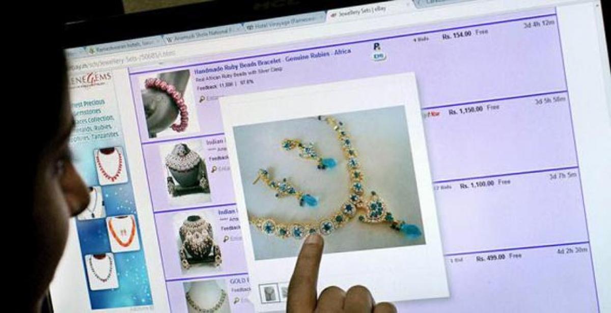 SGD offer online jewellery portfolio