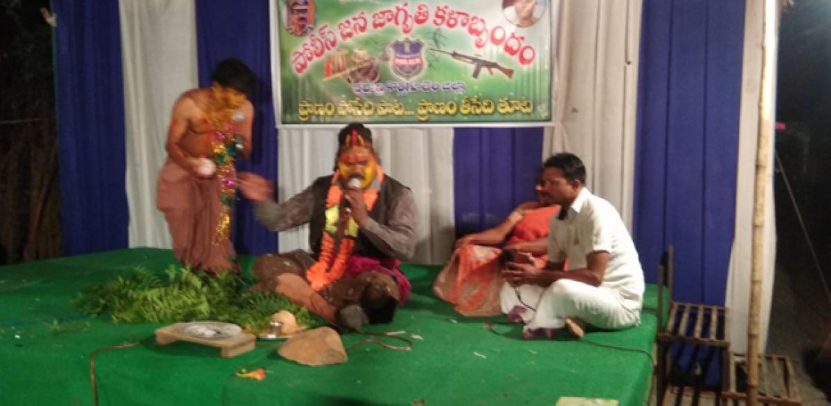 Awareness programme on superstition held