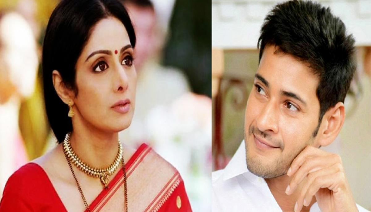 Jhanvi Kapoor may share screen space with Mahesh Babu in 2019