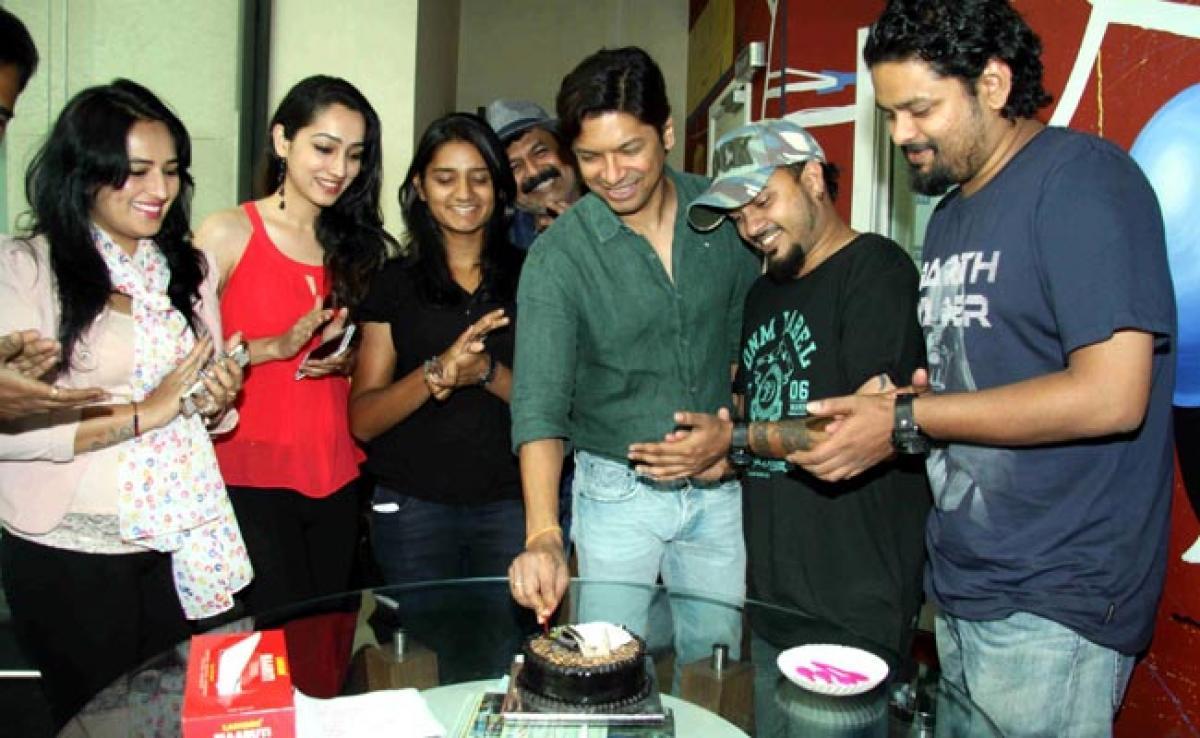 Photos: Marathi movie Reti success party at BIG FM studio