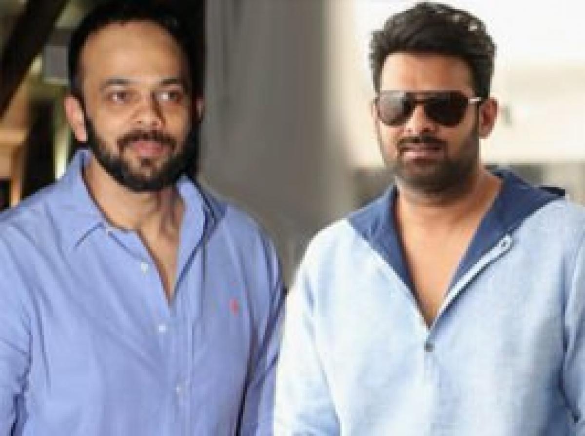 Rohit Shetty: I want to direct Prabhas in future