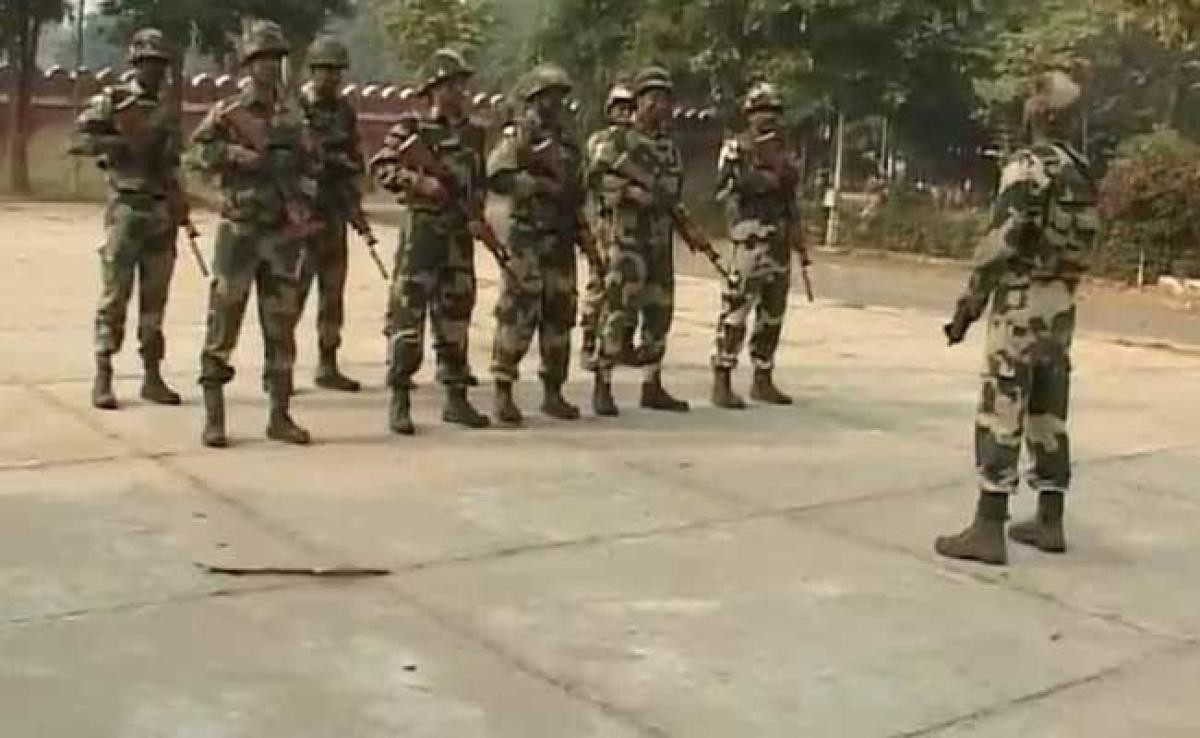 Rise In Voluntary Retirements, Resignations From Paramilitary Forces: Centre