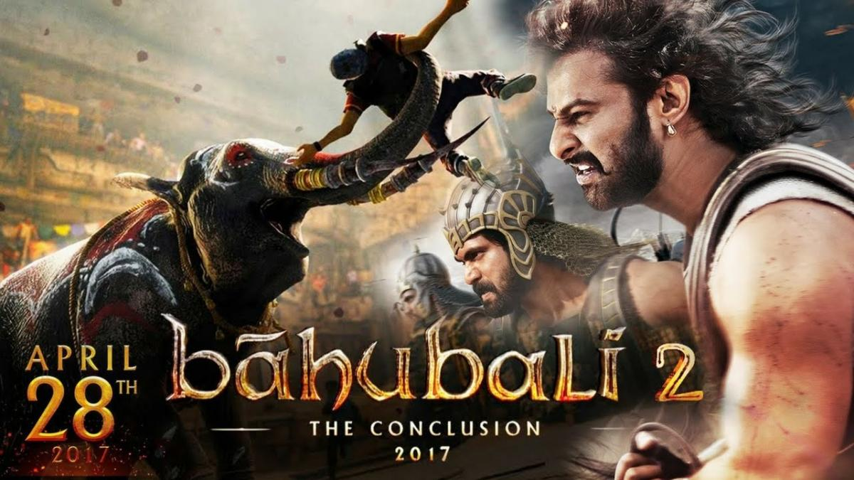 Prabhas Baahubali-The Conclusion 11 Days Collections