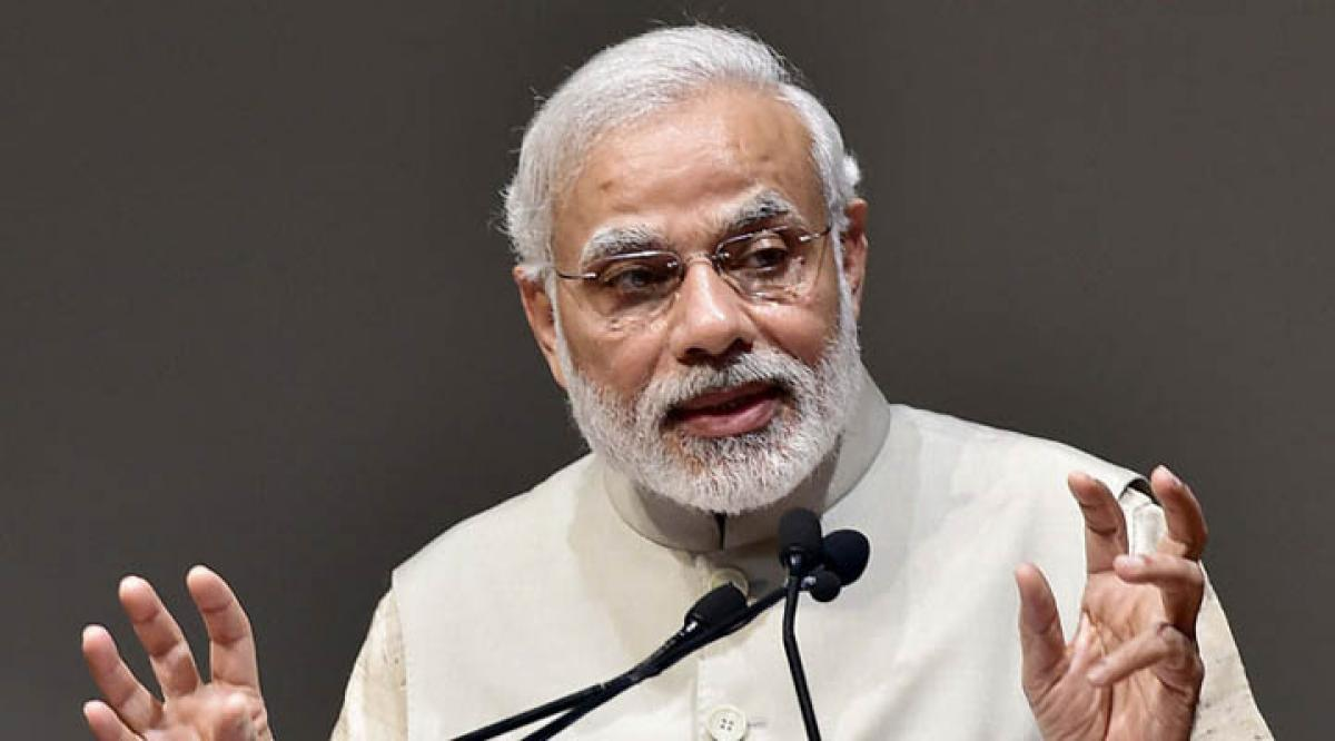 PM meets top ministers, discusses aid for rain-ravaged Tamil Nadu