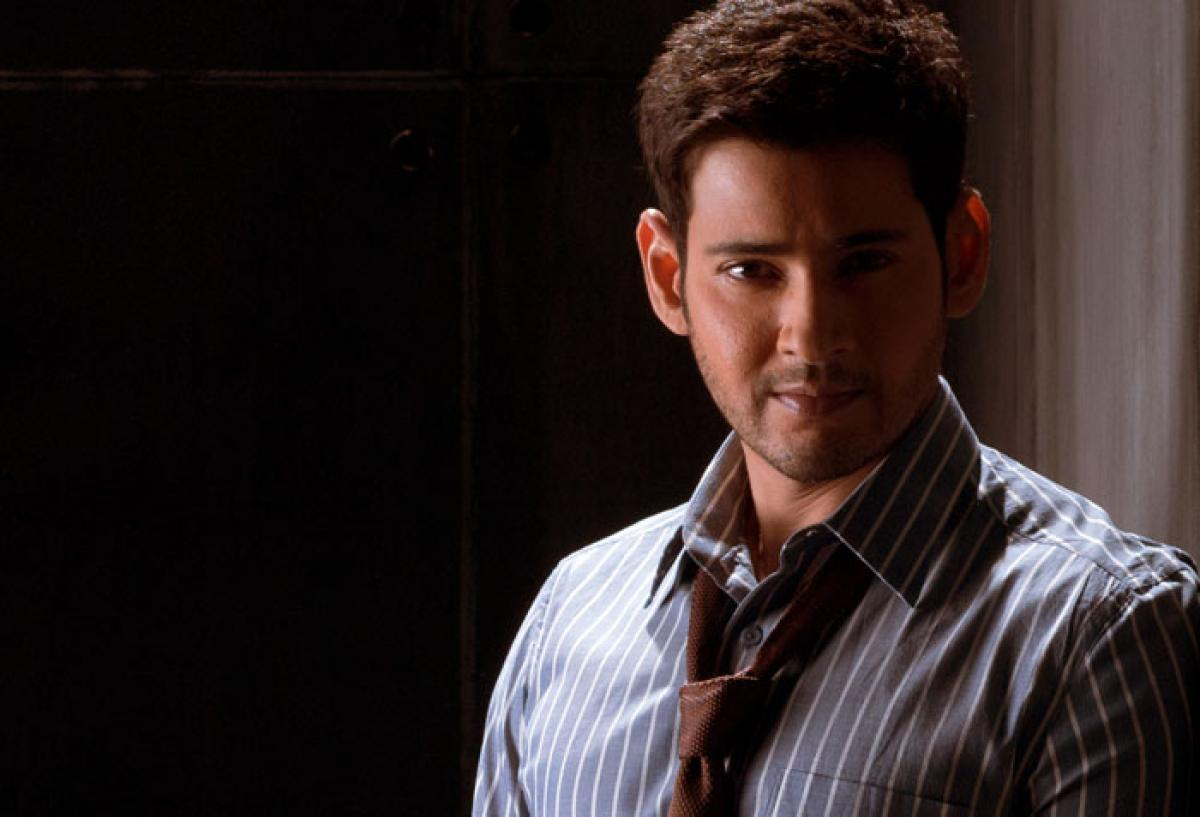 Will Mahesh Babu use the most repeated joke in Spyder?