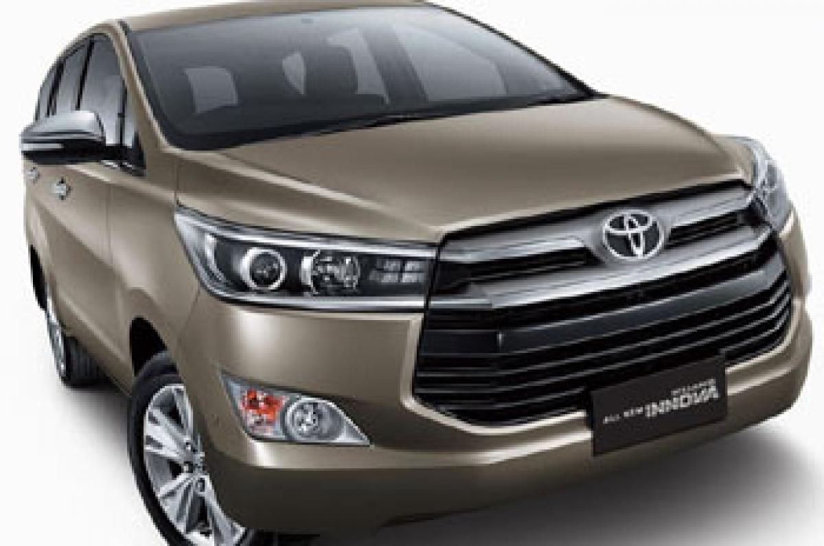 2016 Toyota Innova India launch soon
