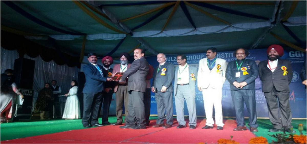 KCG College of Technology named best private engineering college at Chennai