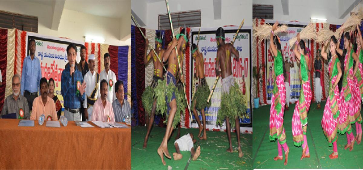 Nalgonda youth festival begins