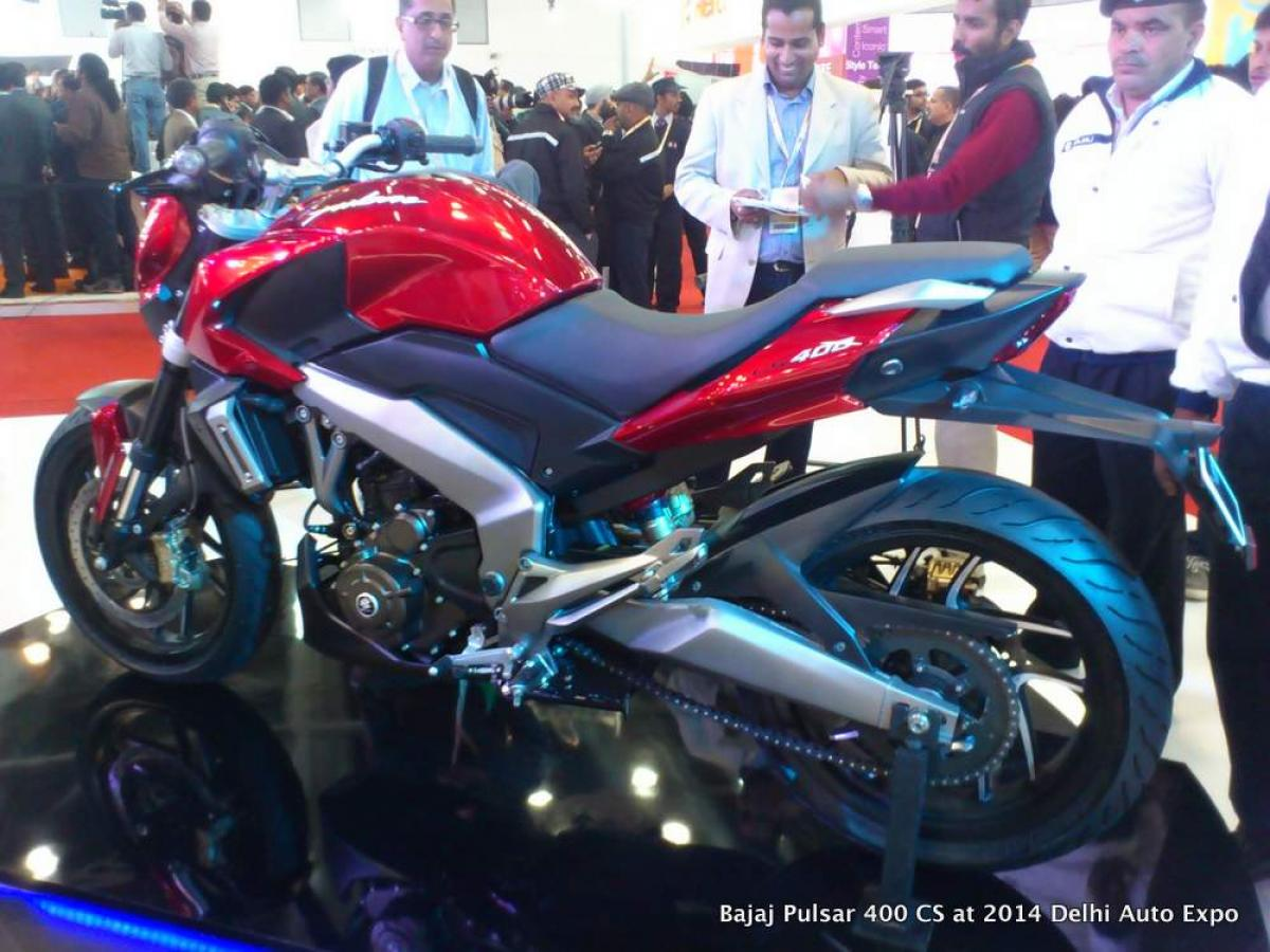 Bajaj Pulsar 400 platform to borrow heavily from KTMs 390 family