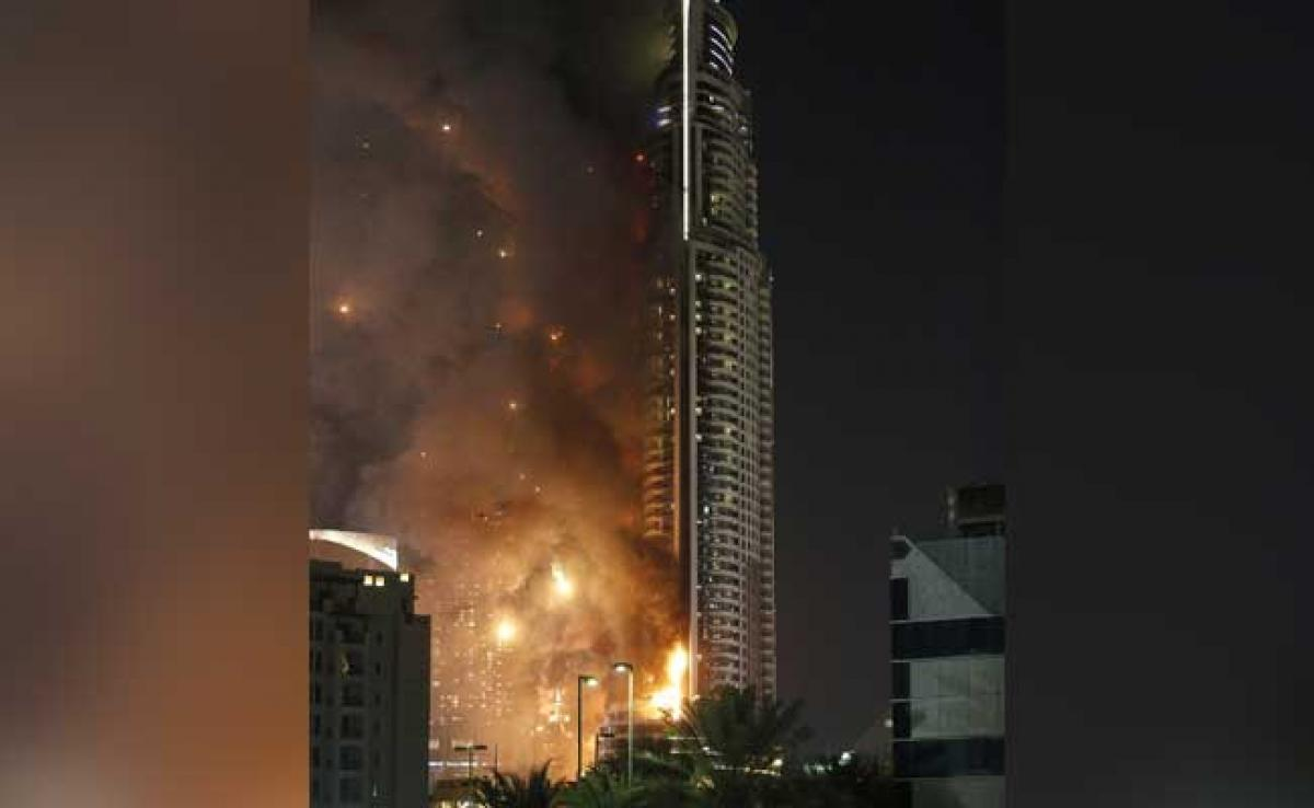 Dubai Toughens Laws To Minimise Tower Fire Incidents