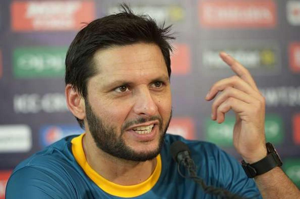 PCB needs to set example to put an end to corruption, says Shahid Afridi