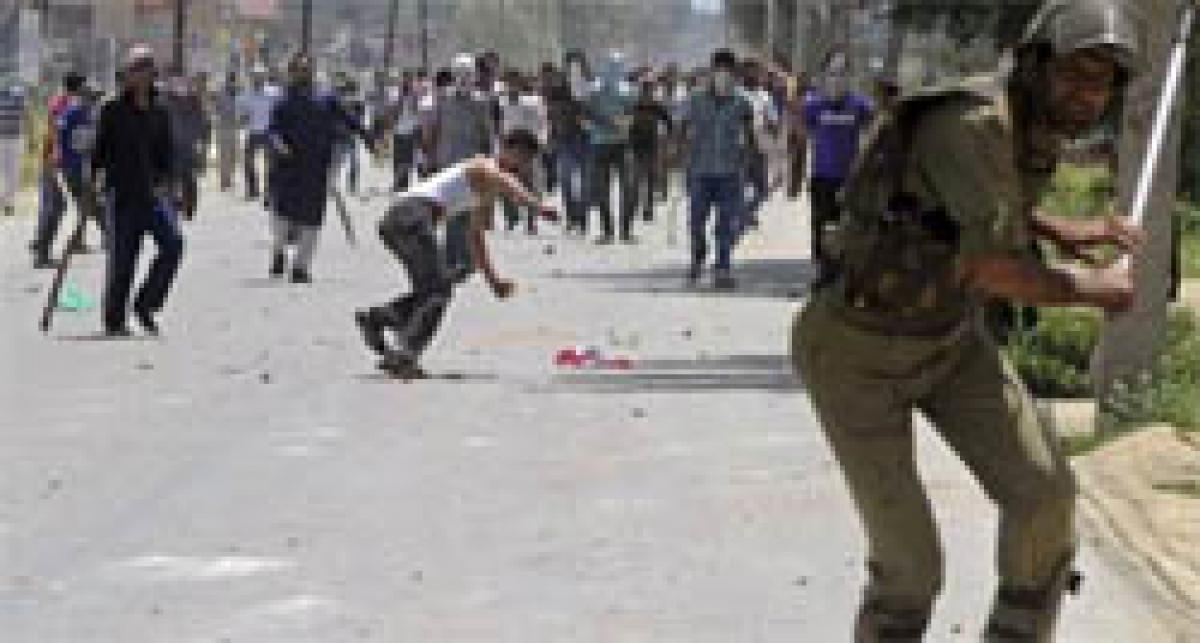 Restrictions in Srinagar after teenager dies in clash