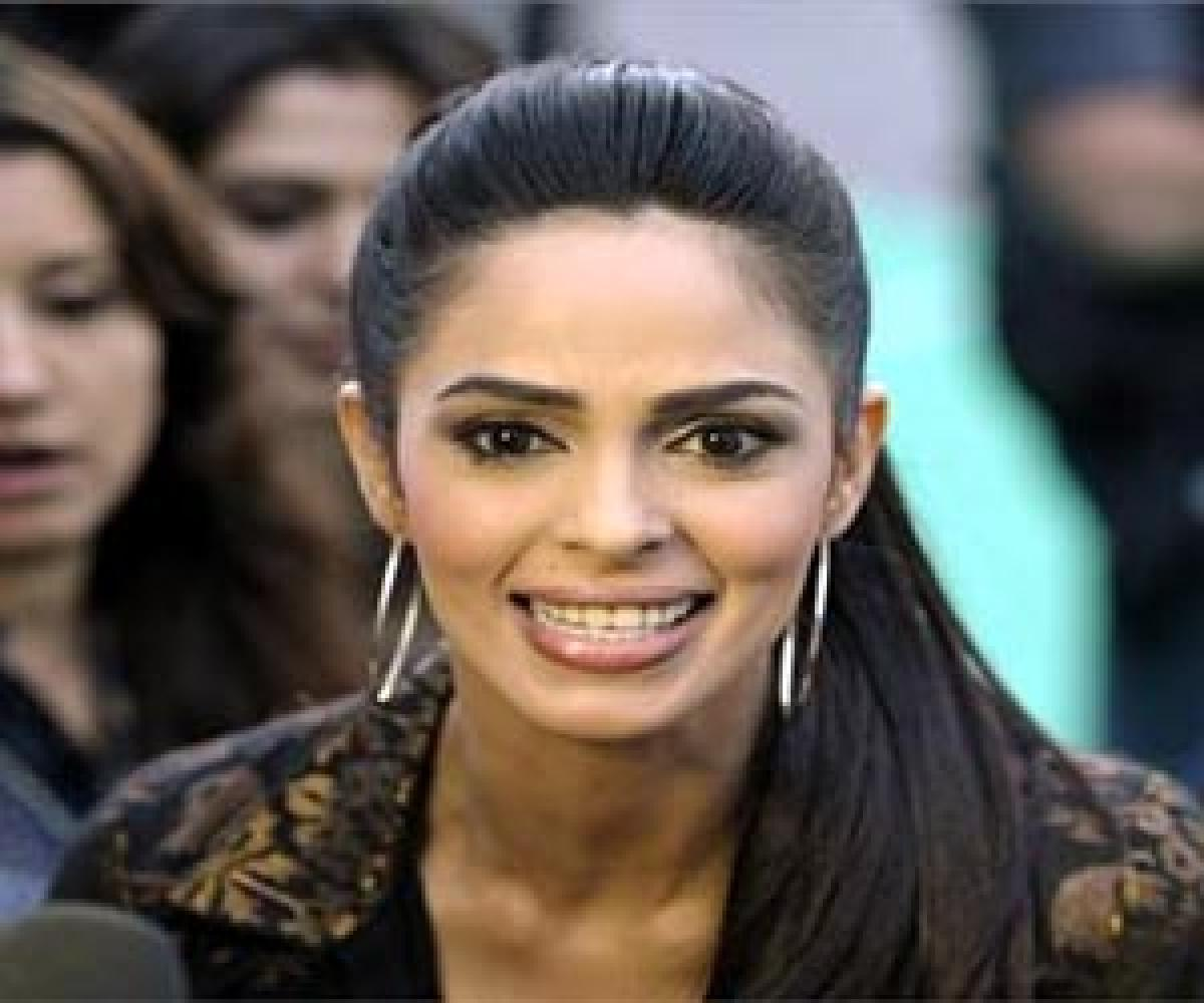 What will Mallika Sherawat do at Cannes Film Festival