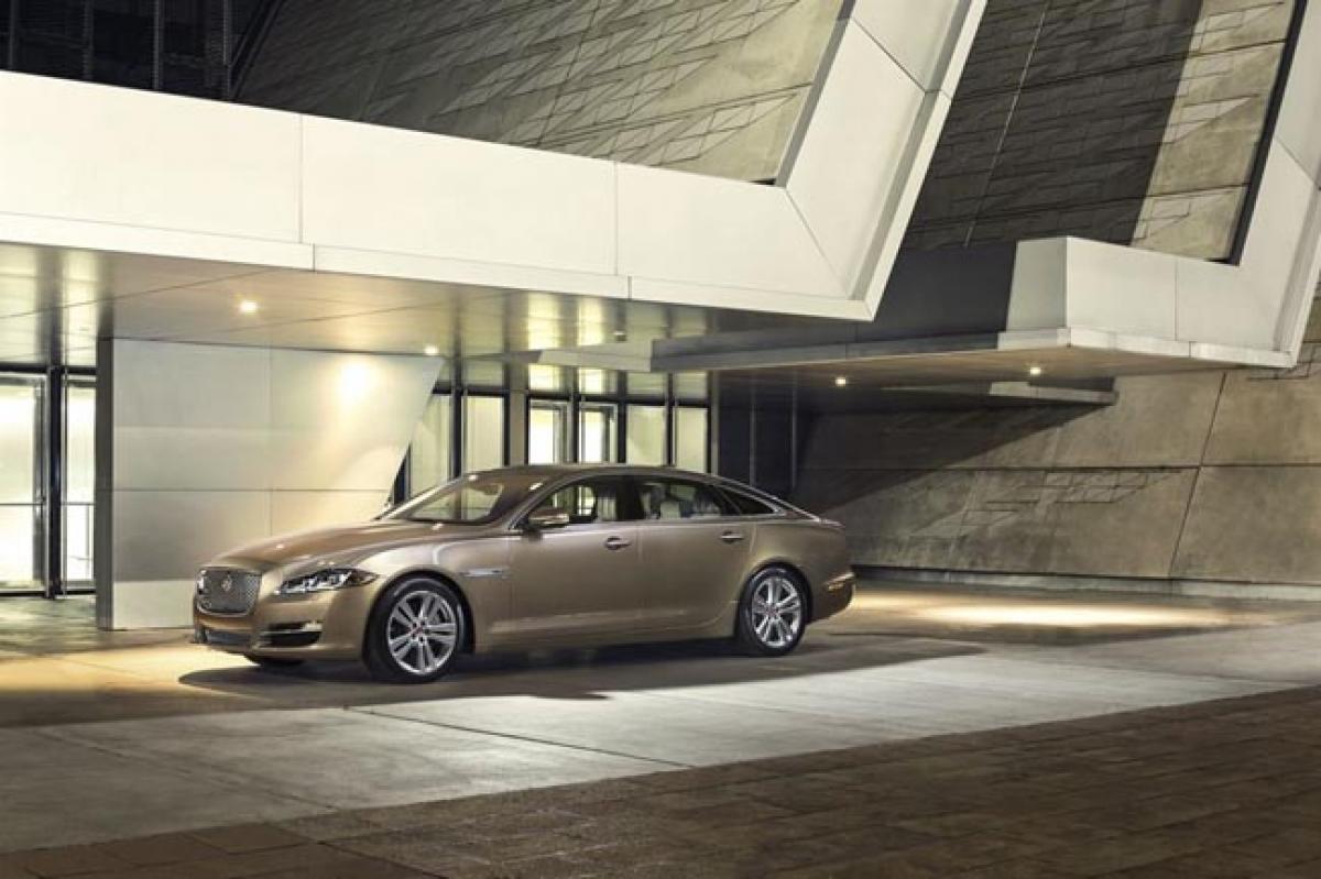 Jaguar developing luxury electric vehicles