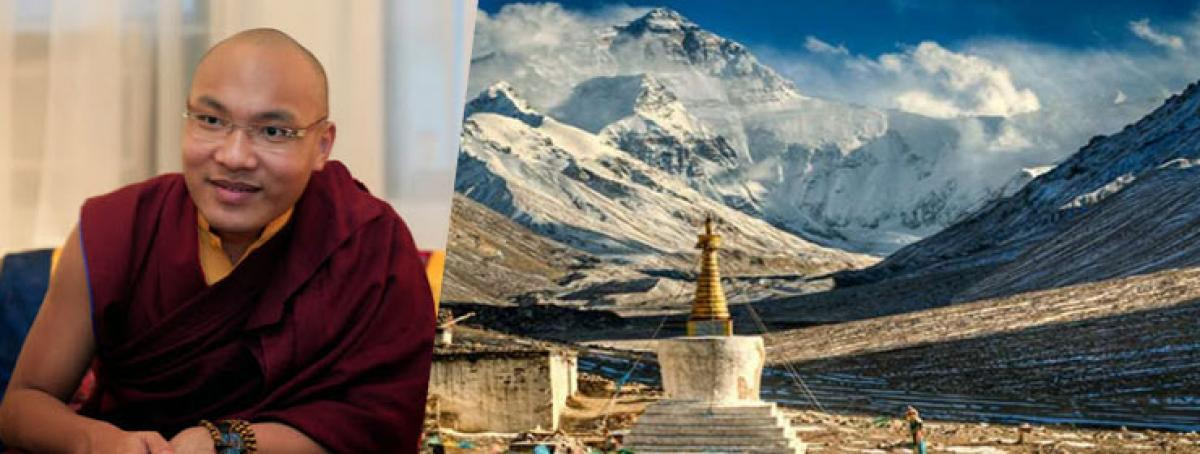 Rate of warming at the Tibetan Plateau two times greater than global average: Buddhist monk