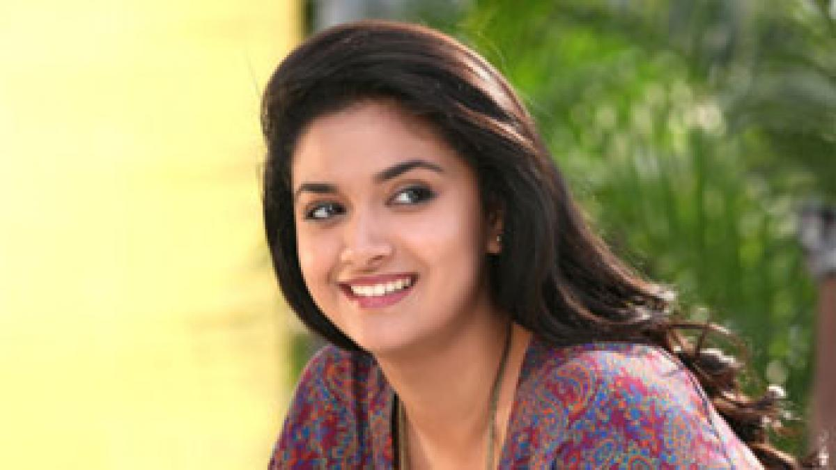 Sailaja comes as an emotional character: Keerthy