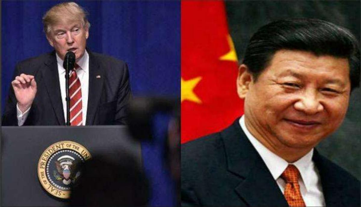 Trump to Xi Jinping: Looking forward to develop a constructive relationship