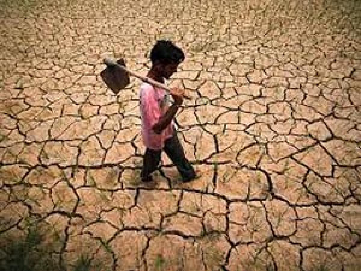 BJP delegationapprises Guv of drought situation