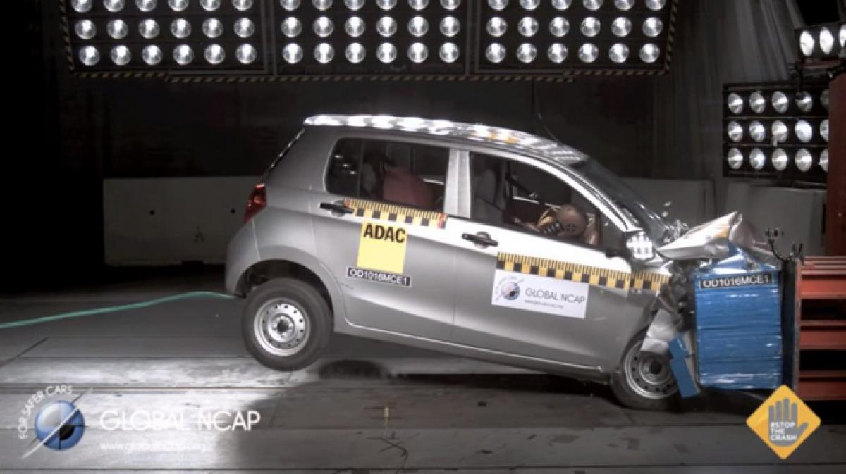 Hyundai Eon, Maruti Celerio fail crash test miserably: Global NCAP ratings show
