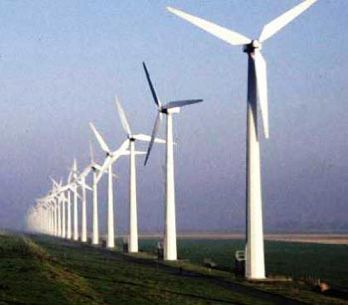 Wind turbine firms seek more tariff in TS