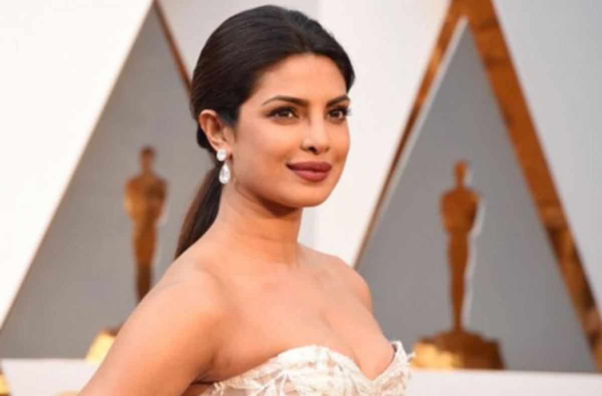 Priyanka Chopra second most searched celebrity