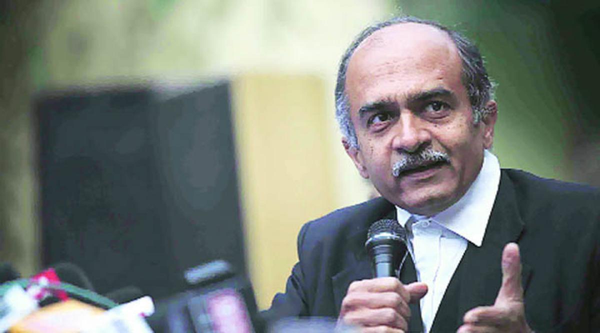 AAPs maha-jokepal lacks transparency: Prashant Bhushan