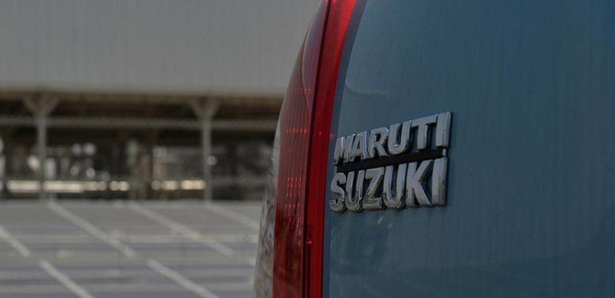 Green tax forces Maruti to hike car prices