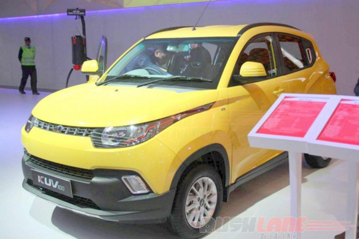 Mahindra working on world's most affordable electric SUV
