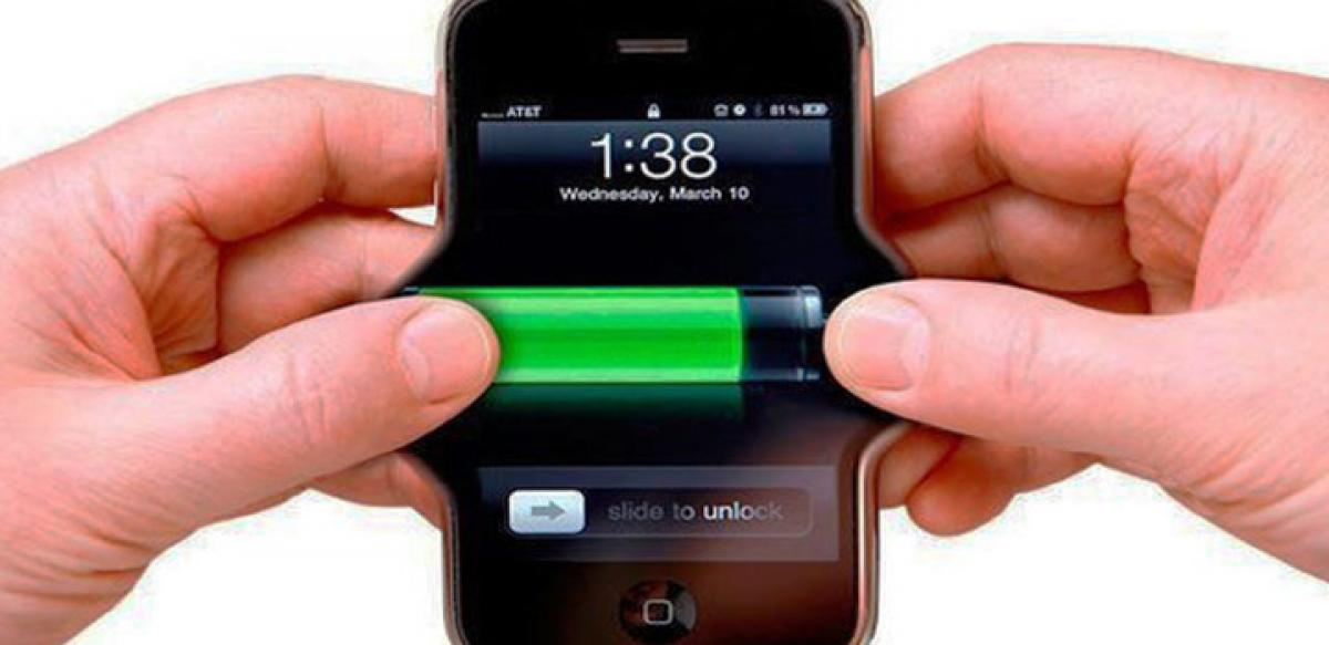 New tech could power smartphones for a week with single charge