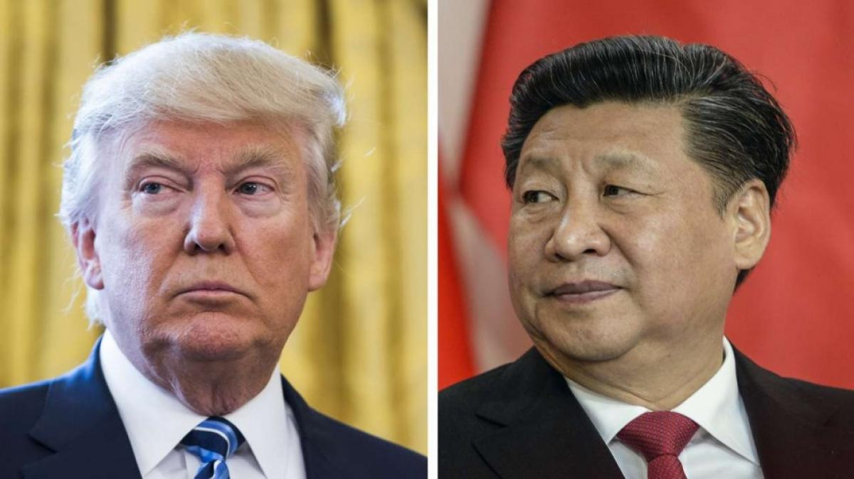White House confirms Trump-Xi meeting on the cards