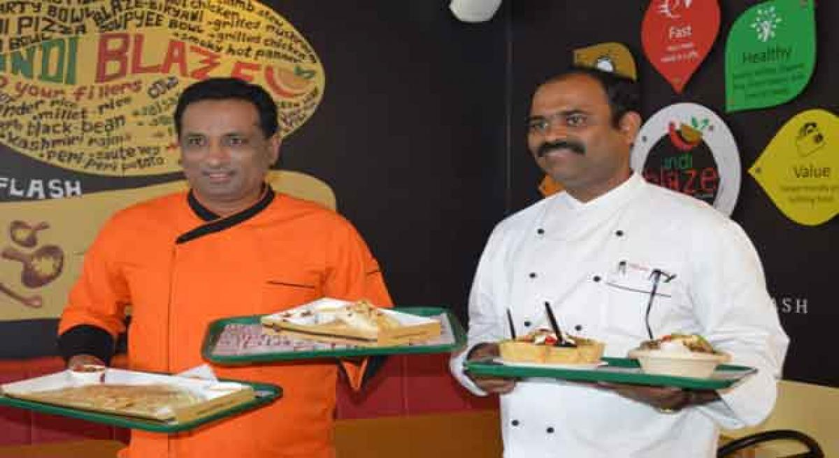 Fast casual dining arrives in Hyderabad
