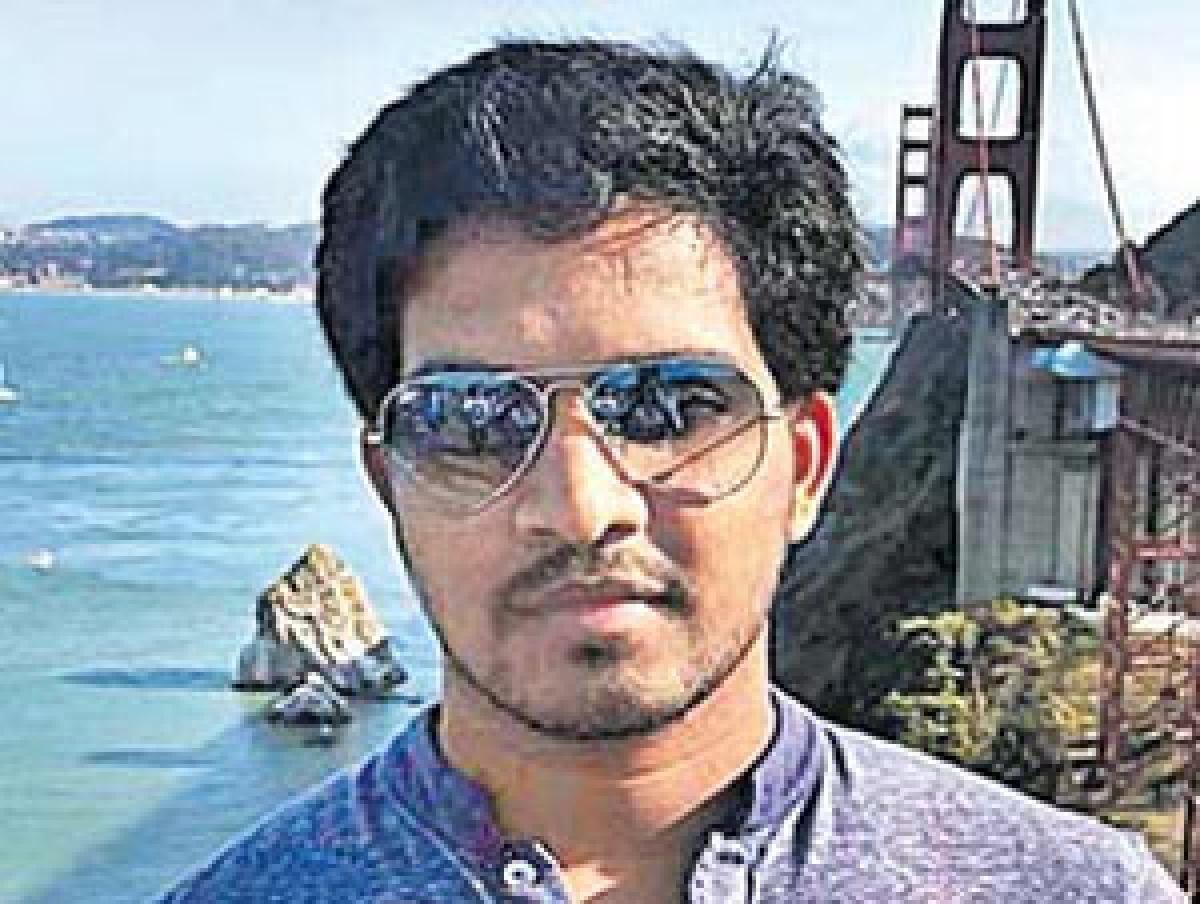 Road Accident kills Telugu student in Texas