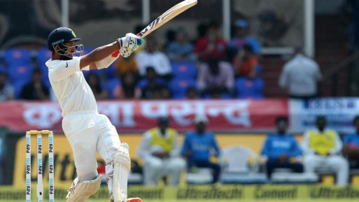 India set 459-run target for Bangladesh
