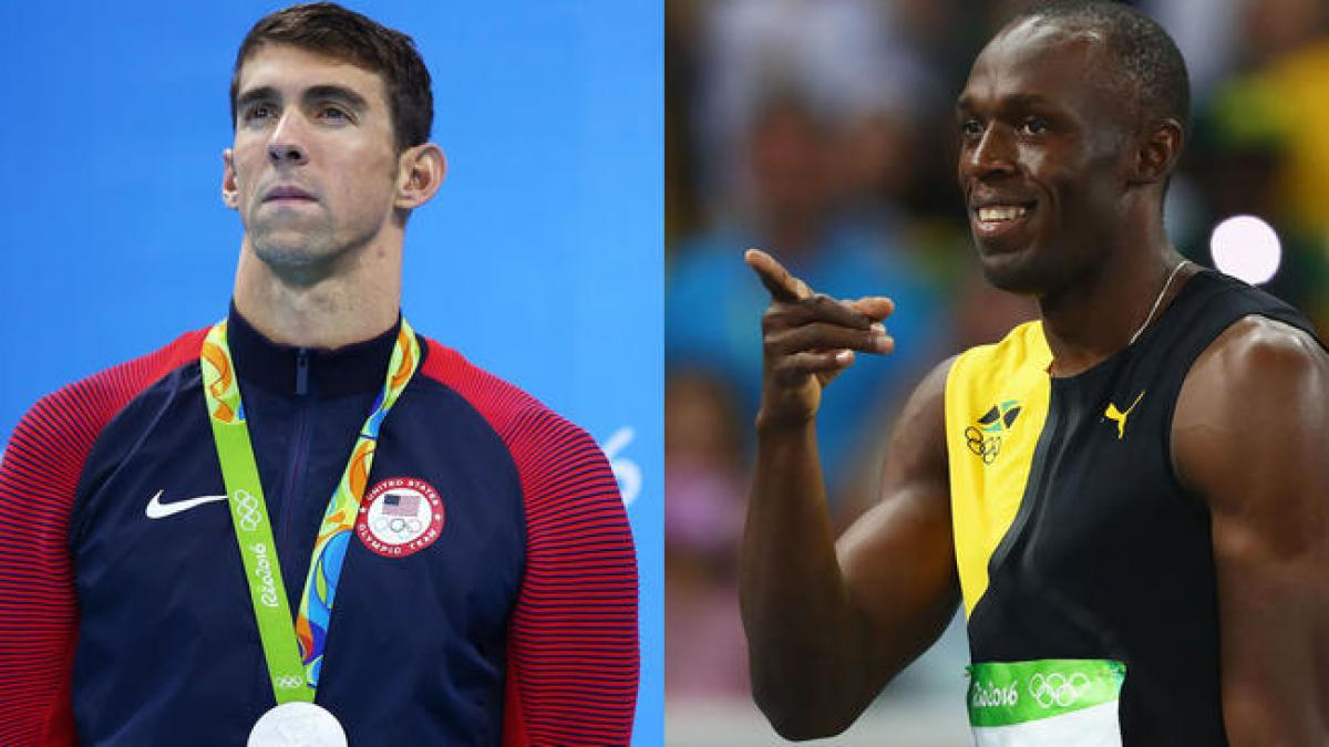 Phelps, Bolt Rio feats will remain unmatched in Olympics