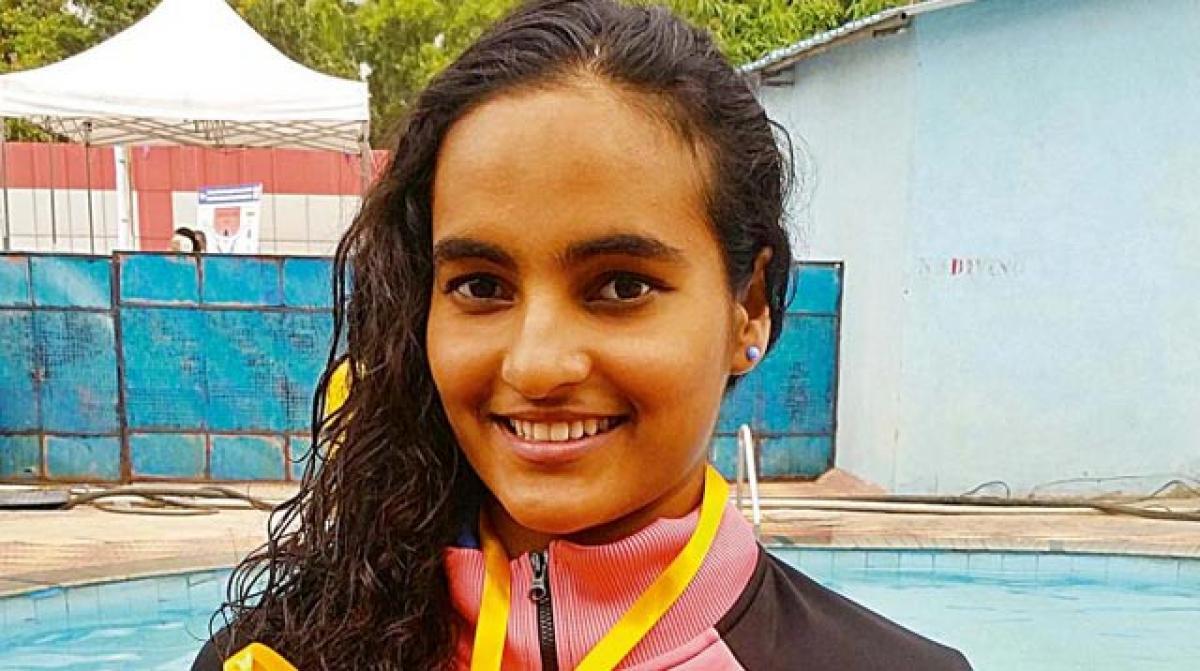 Damini wins gold medal