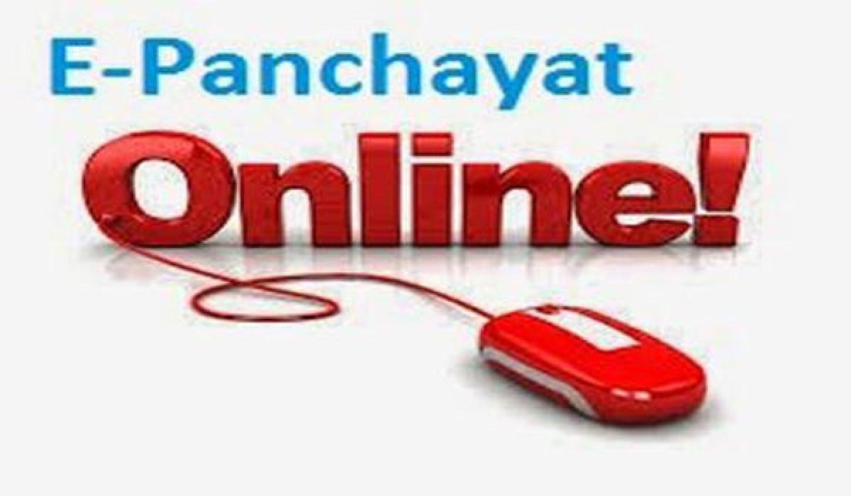Tardy implementation of E-Panchayat in Telangana