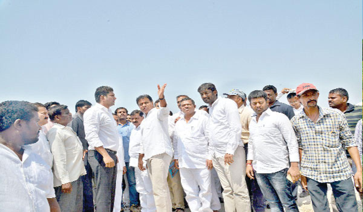 Safe water is peoples  right, says KTR