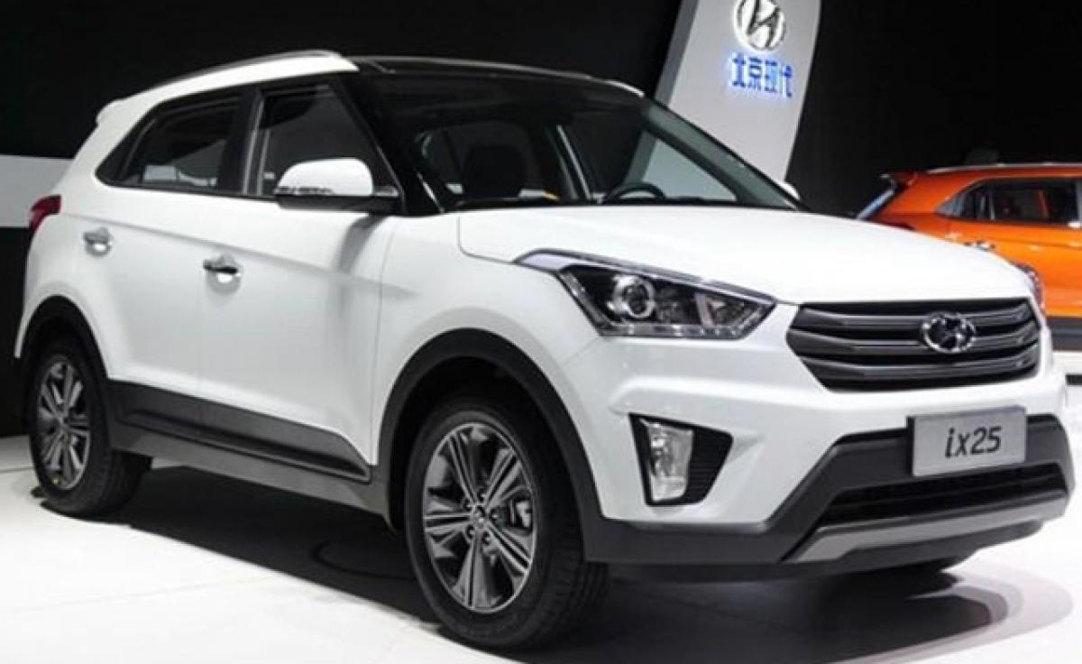 Hyundai ix25 will be called Creta launch soon