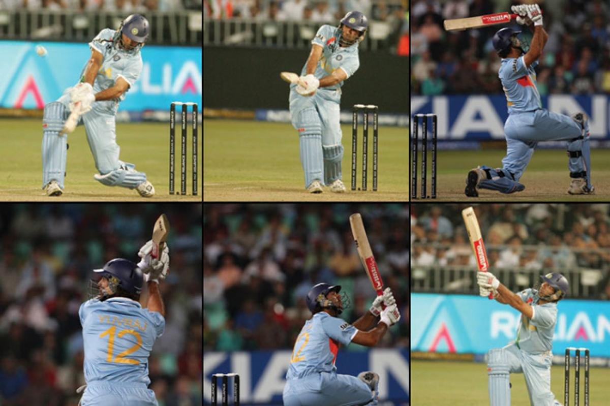 Its been nine years since Yuvraj Singh hit those historic six sixes
