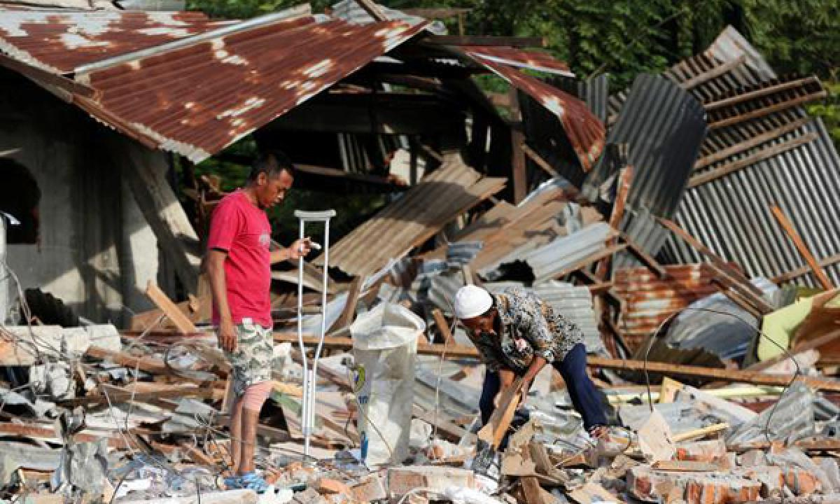 Indonesia: At least 43,000 homeless after Aceh earthquake