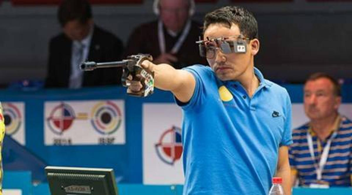 Jitu Rai clinches gold, Amanpreet Singh bags silver at ISSF World Cup