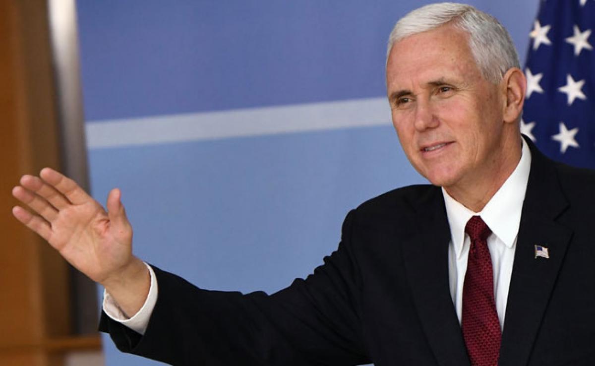 EU Welcomes US Vice-President Mike Pence